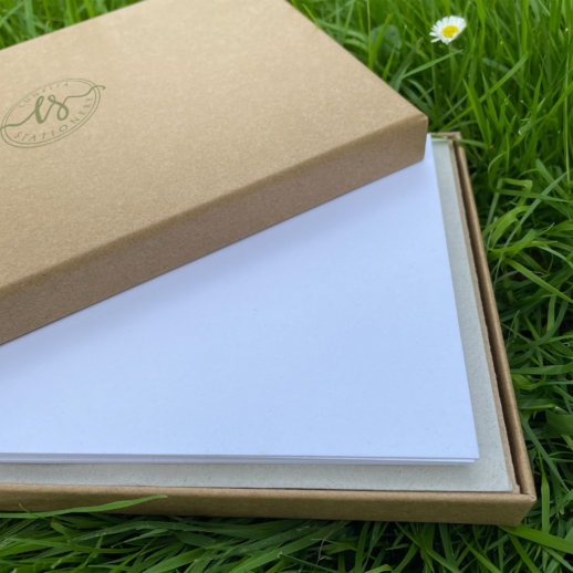 100% recycled eco friendly card