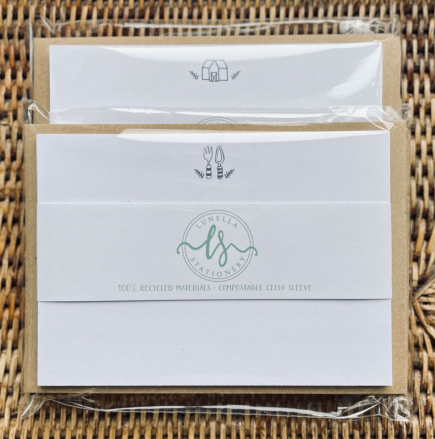 eco-friendly stationery packaging