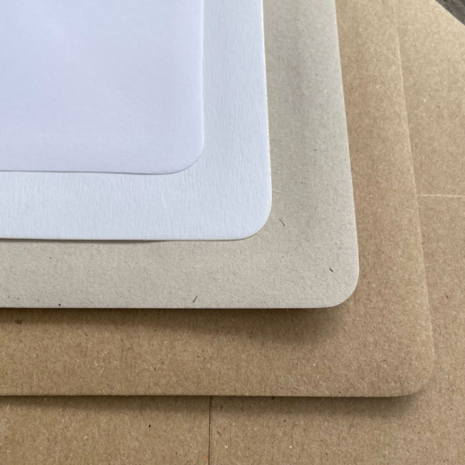 eco-friendly recycled envelopes for note cards